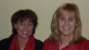 Ellen Spanjers en Door Hooijer (2)