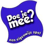 Doe je mee logo