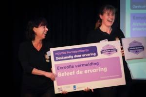 Movisie Participatieprijs Eervolle vermelding Foto Movisie MacSiers