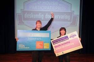 Movisie Participatieprijs Foto Movisie MacSiers